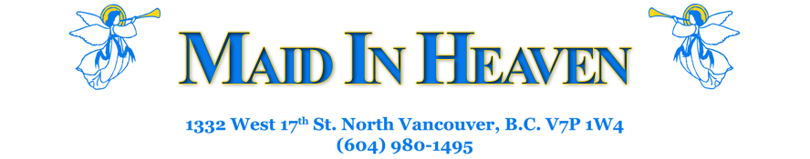 North Vancouver Cleaning Services - Logo